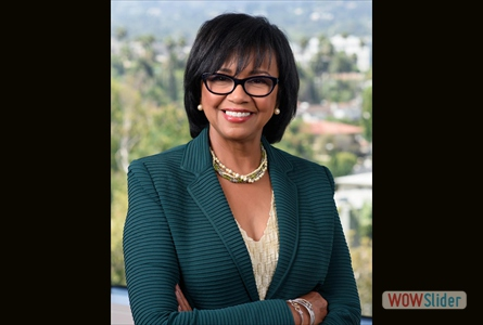 A #SHOUTOUT to the Oscars' Immediate Past President, Cheryl Boone Isaacs