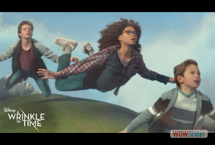 A Wrinkle in Time -- Opening in theaters on March 9th