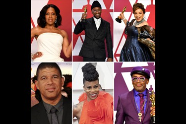 Black History was made at the Oscars!!